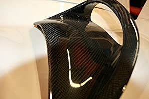 Porsche 996 GT2 Carbon Fiber Side Air Intakes for 996 Turbo Models. Loading Images.