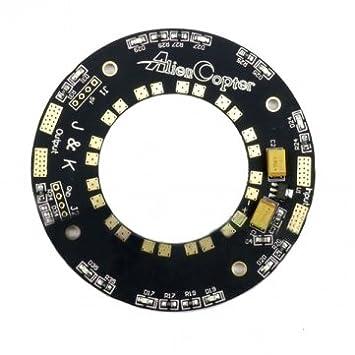 Obsidian J&K ESC Distributor Connection With LED For RC Models