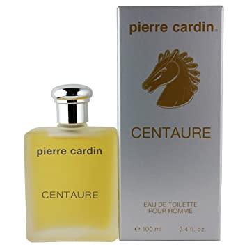 c8be9c65b2ed0 Amazon.com : Pierre Cardin Centaure - Cuir Blanc (M) 3.4oz EDT : Eau De  Toilettes : Beauty