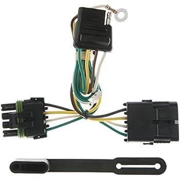 41%2B6l8qamfL._SL500_AC_SS350_ amazon com curt 56191 custom wiring harness automotive Curt 7 Pin Wiring Harness at bayanpartner.co