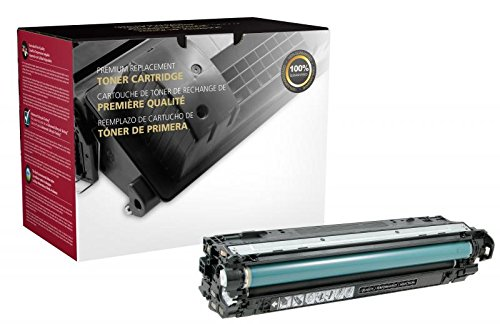 Inksters Remanufactured Toner Cartridge Replacement for HP CE740A (HP 307A) - 7K Pages (Black) (307a Cartridge)