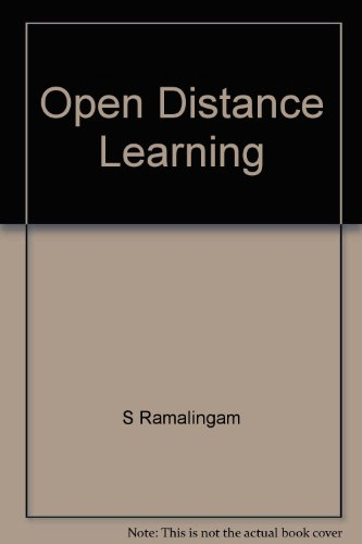 Open Distance Learning