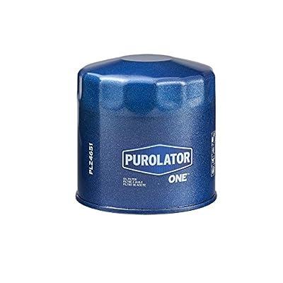 Purolator PL24651 Blue Single PurolatorONE Advanced Engine Protection Spin On Oil Filter: Automotive