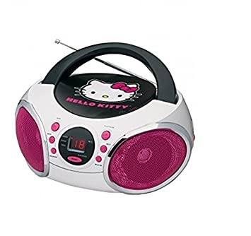 Review Hello Kitty KT2026-MBY Portable