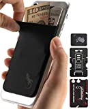 Phone Wallet - Cell Phone Stand - Adhesive Card Holder - Phone Pouch