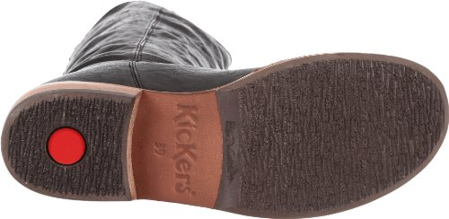 Kickers Womens Road-ss Alto Boot Nero