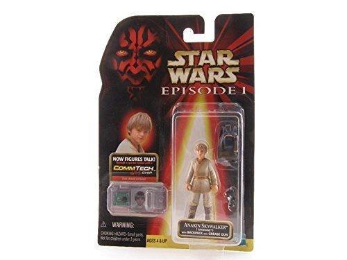 - Star Wars - Anakin Skywalker Action Figure