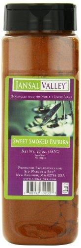 Jansal Долина Паприка, Sweet тонированного 20 унций