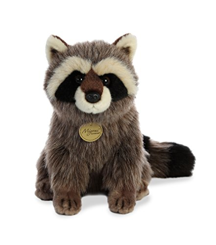 Aurora World 26343 Raccoon Plush for sale  Delivered anywhere in USA