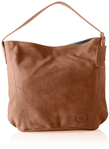 Timberland Slouchy Bag - Shoppers y bolsos de hombro Mujer Marrón (Tortoise Shell)