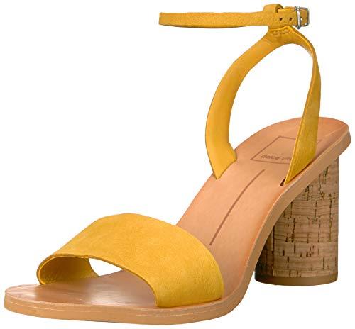 Dolce Vita Women's Jali Sandal Honey Nubuck 8.5 M US ()