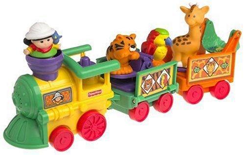 Fisher-Price Little People Zoo Train
