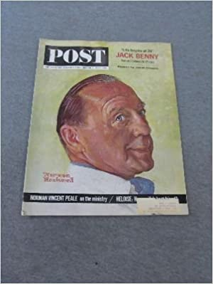Download The Saturday Evening Post, March 2, 1963 (Jack Benny Portrait By Norman Rockwell on Cover) PDF