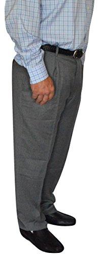 Wool Gabardine Pants - 9