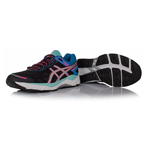 Fortitude Shoes Gel Black Asics 7 Running Women's zwScqpg