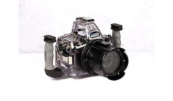 Gio-Sim carcasa submarina Gio para Reflex Nikon D 3300 ...