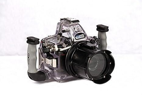 Gio-Sim carcasa submarina Gio para Reflex Nikon D 5200 ...