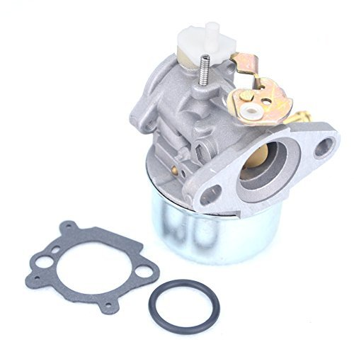 (Lumix GC Gasket Carburetor for Troy Bilt CSV-060 Model 24A-060C711 Chipper Shredder Vacuum)