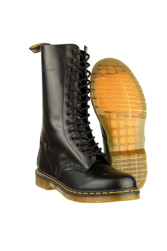 Tab Martens Male Lace Mens 1914 On Boots Dr Up Footwear N Leather Casual Pull zw64xnq