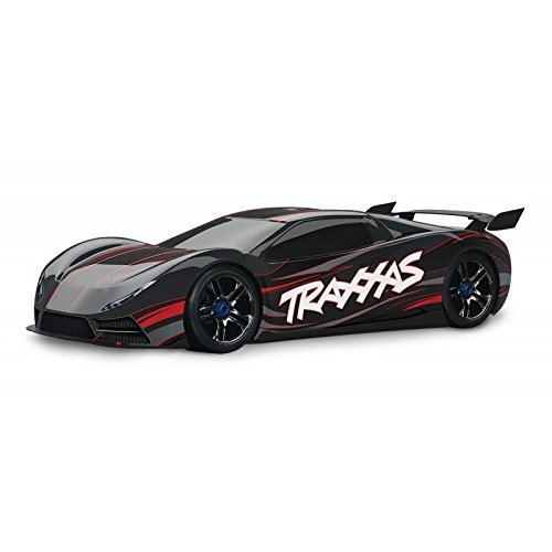 Traxxas XO-1 AWD RTR 1/7 Supercar No Batteries