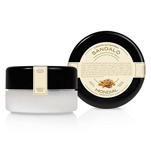 Mondial Crema da Barba Sandalo - 150 ml MOL00020 CL-150-S