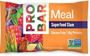 ProBar Super Food Meal Bar, 3 oz., (144 per case) by ProBar Foods