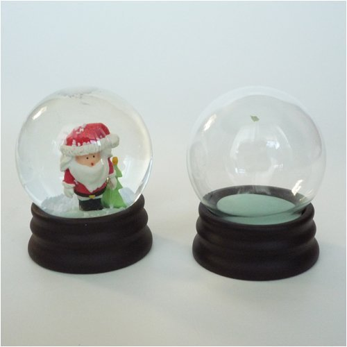 Snow dome do-it-yourself kit glass size M (japan -