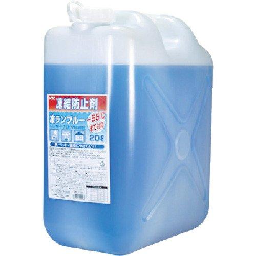 KYK 住宅用凍結防止剤凍ランブルー20L 41201-2556 【4010493】 B005CFLJM6