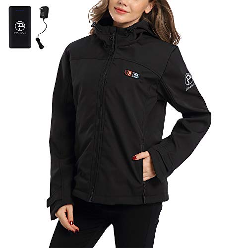women battery heated jacket - 5