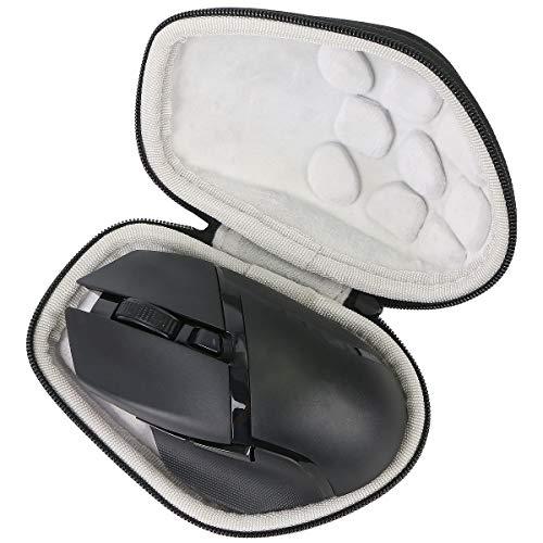Khanka Hard Travel Case Compatible with Razer Basilisk X Hyperspeed Wireless Gaming Mouse