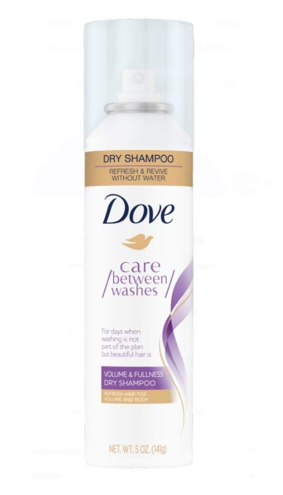 Dove Refresh + Care Dry Shampoo Volume & Fullness 5 oz (Pack of 4)