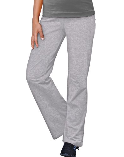 Champion Women's Favorite Pant, Oxford Gray, X-Large