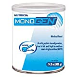 MONOGEN PWDR 400GM -SP Part no. 667097 NUTRICIA SHS N. AMERICA