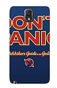 3b5c60f1936 Case Cover, Fashionable Galaxy Note 3 Case - The Hitchhikers Guide To The Galaxy Donpanic