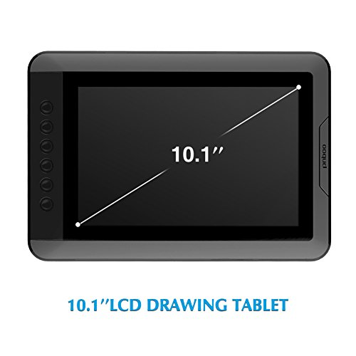 PNBOO PN10 -10.1'' LCD Pen Display Drawing Tablet monitor with Battery-free Passive Pen by PNBOO (Image #1)