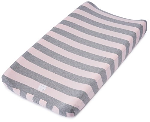 Burt's Bees Baby - Changing Pad Cover, 100% Organic Cotton C