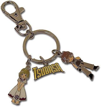 Great Eastern Entertainment Tsubasa Syaoran Metal Keychain