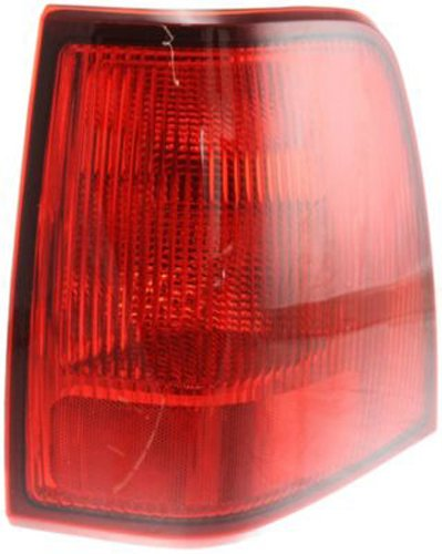 Lincoln Navigator Replacement Tail Light Unit (Outer) - Passenger Side ()