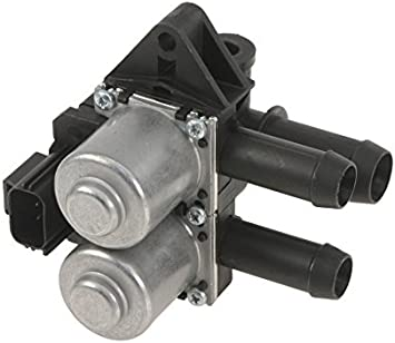 3 Port Type Heater Control Valve For S-Type 03-06 Ford Thunderbird Lincoln LS