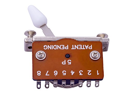 Guyker 5-Way Guitar Pickup Selector Switch - Super for sale  Delivered anywhere in Canada