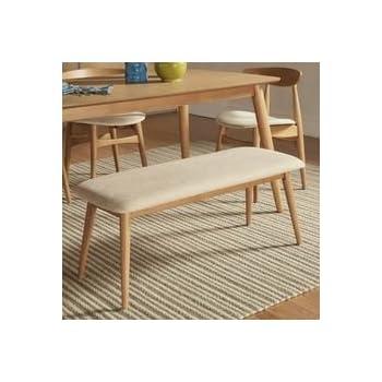 Amazoncom MIDCENTURY LIVING Norwegian Danish Modern Tapered - Mid century modern picnic table