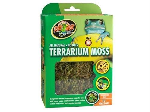 (2 Pack) Zoo Med - Terrarium Moss 1.8L