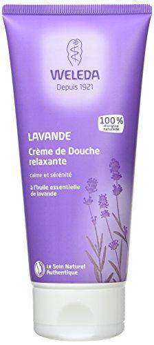 Weleda Lavender Creamy Body Wash 200ml (Lavender Creamy)