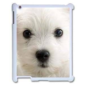 GGMMXO Cute Dog Shell Phone Case For IPad 2,3,4 [Pattern-1]