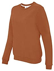 Anvil 71000L Ladies Combed Ringspun Fashion Fleece Crew Neck Sweatshirt from Anvil