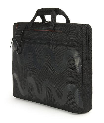 Tucano Laptoptasche Mendini Onda Work Out schwarz
