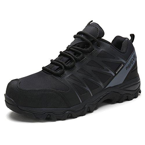 DREAM PAIRS Mens 160489-M Insulated Waterproof Work Hiking Boots
