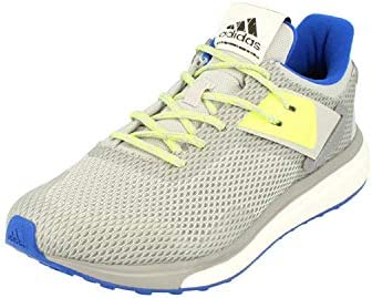 adidas Response 3 Boost Mens Running Trainers Sneakers (UK 7.5 US 8 EU 41 1/3, Grey Blue White AQ2498)