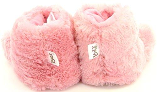 LazyOne Paw Slippers Pink Paw P85BzUEw