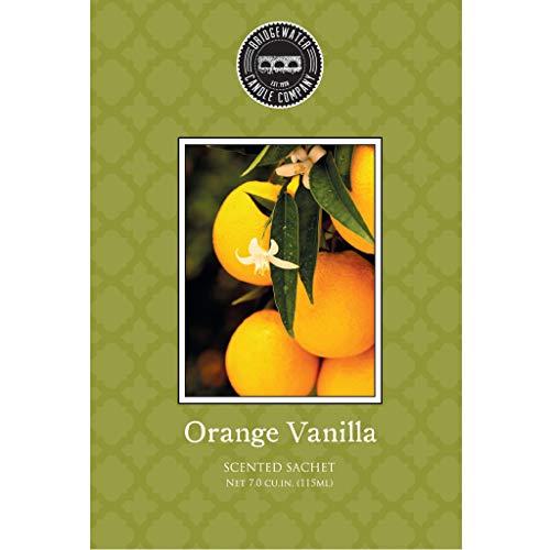 (Bridgewater Candle Scented Sachet - Orange Vanilla)
